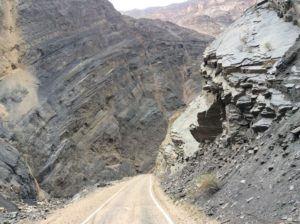 The inner gorge is called Canyon Del Pato or Duck Canyon.